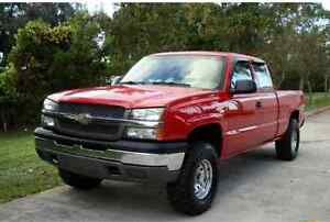 Looking for 4x4 truck for decent price
