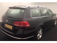 Volkswagen Passat 2.0TDI ( 140ps ) BlueMotion Tech 2011MY SE FROM £36 PER WEEK !