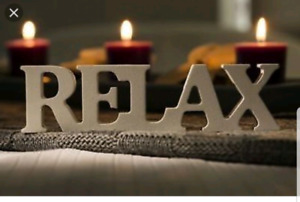 RELAXATION MASSAGE IN-HOME SERVICE FOR MALE, FEMALE AND COUPLES
