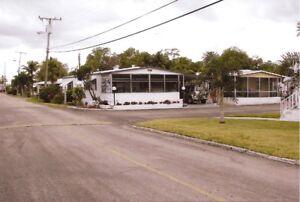 Magnifique Maison mobile double en Floride à Hallandale