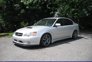 2005 Subaru Legacy gt limited Berline