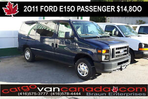 2009 Savana EXPRESS PASSENGER vans - several in stock! Kitchener / Waterloo Kitchener Area image 6