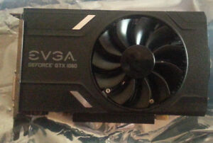 EVGA 1060 6GB, Single fan