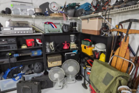 Wanted garage clearances
