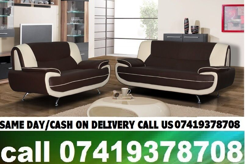 ZASHA PRICES 50% OFF ON SALEFOR K A R O L SWHITE AND BLACK3 AND 2 SEATER SUITEin Newham, LondonGumtree - BRAND NEW PU LEATHER THICK PADDED CHROME LEGS AVAILABLE COLOUR BLACK/WHITE, BLACK/RED AND BRWON/CREAM DIMENSIONS 3 SEATER W ? 194 cm, H ? 90 cm, D ? 82 cm 2 SEATER W ? 163 cm, H ? 90 cm, D ? 82 cm CHERYL 3 AND 2 SEATER SOFA SUITE 279 To see all of...
