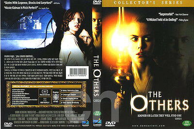 THE OTHERS (2001) - Alejandro Amenabar, Nicole Kidman DVD NEW