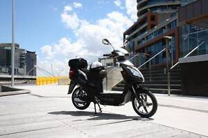 2014 Puri eBike XL electric scooter, no registration required! Lymington Huon Valley Preview