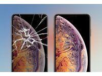 iPhone screen repair. Screen replacement