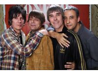 The Stone Roses Standing Tickets Hampden Park Glasgow 24/6/17