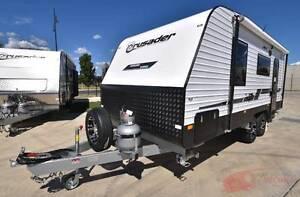 Crusader Weekend Warrior Caravan - Many features. Great value! Wodonga Wodonga Area Preview