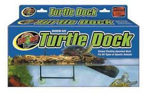 For Sale Zoo Med Turtle Dock Medium. Turtle Dock for the Aquarium Forrestdale Armadale Area Preview