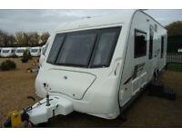 ELDDIS SUPER SIROCCO 2009, twin axle with a HUGE amount of extras.