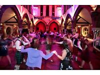 Point Five Ceilidh Band, Central Scotland