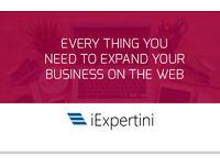 Web design – Website – Mobile App – Ecommerce – WordPress – CMS - SEO – Domain – Hosting –Email