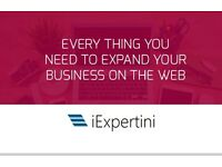 PREMIUM WEB DESIGN WEBSITE WITH CMS + HOSTING + DOMAIN + SEO + 25 PAGES from iExpertini