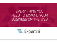Web design Website development Ecommerce solution Android mobile and iOS app - iExpertini