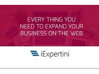 High Quality WEB DESIGN WEBSITE WITH CMS + HOSTING + DOMAIN + SEO + 15 PAGES from iExpertini
