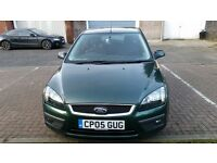 2005 Ford Focus 1.6 Zetec Climate 5dr Automatic F/S History HPI Clear @07445775115@