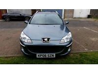 2006 Peugeot 407 SW 2.0 HDi SE 5dr Service History 9 Service stamps @07445775115@