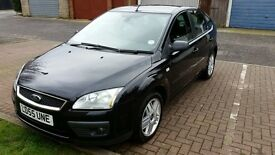 2005 Ford Focus 1.8 TDCi Ghia 5dr Service History HPI Clear @@07445775115@