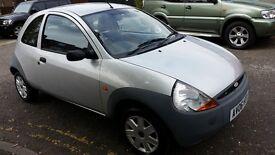 2006 Ford KA 1.3 Design II 3dr Long Mot 1 Owner Car @07445775115
