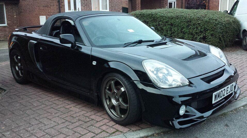 mr2 roadster turbo in stevenage hertfordshire gumtree. Black Bedroom Furniture Sets. Home Design Ideas