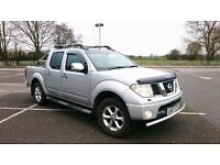 SWAP BMW 2010 OR A4 2010 NAVARA OUTLAW 2007 2.5DCI MANUAL 13 MONTH MOT