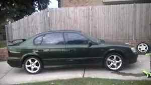2001 subaru liberty Campbelltown Campbelltown Area Preview