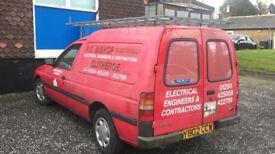 Ford Escort Van spares or repairs