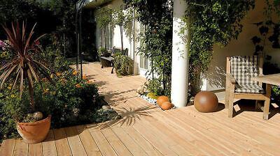 Douglasie Terrasse Balkon Hochbeet Brett Bohle Diele    20x4cm    40-400cm Länge