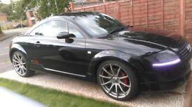 AUDI TT 1.8t Quattro turbo lpg black