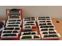 Large Hornby Job Lot, 55 Locomotives, 100+ Wagons/Coaches, Boxed New, Nationwide Postage available