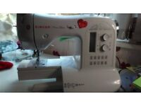 singer one plus sewing machine 212 stitches includes basic stitch fancy stitches and buttonholes