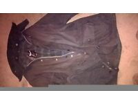 Barbour Beaufort Jacket 102 cm, with hood. Used but in good condition