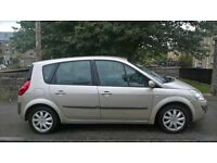Renault Scenic 1.5 DIESEL 2007 (07) **Excellent Running Costs**Only £1895**
