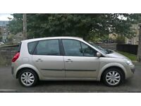 Renault Scenic 1.5 DIESEL 2007 (07) **Excellent Running Costs** **Only £1895**