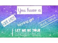 Let's talk makeup