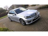 Great condition mercedes c220 cdi. Performance and economical in one.