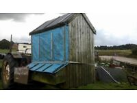 Chicken shed 8x4 FREE