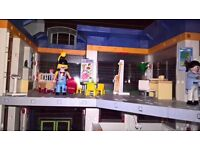 Playmobil hospital and extras