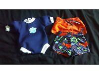 Boys 0-3 swimwear