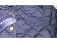 Girls Genuine Ralph Lauren Quilted Jacket / Coat