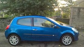 Renault Clio Dynamique 1.1 2008 (08)**Full Years MOT**Low Mileage**Low Insurance**Only £1595!!!