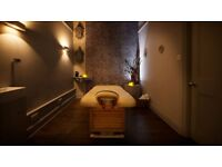 Professional massages and 75% pain free lavender wax spa in Wood Green
