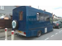 ford transit camper motor home day van 5 birth ready to go class 4 mot normal car license to drive