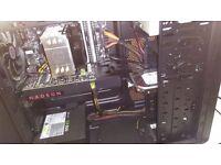 Gaming PC // i5-6600 // AMD RX480 8GB // 16GB RAM