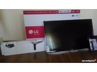 LG 43 Inches LED TV With Box Mint Condition