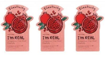 Pomegranate Mask Pack TONYMOLY  I