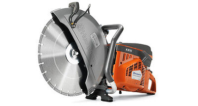 Husqvarna K970 14 Concrete Cutoff Saw - Blade Not Included - Free Shipping