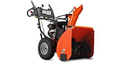 Husqvarna 924HV 24-Inch Two Stage Snow Thrower 208cc Engine #961930070